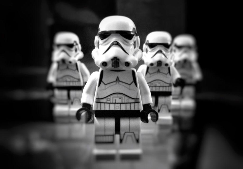 LEGO Stormtrooprs